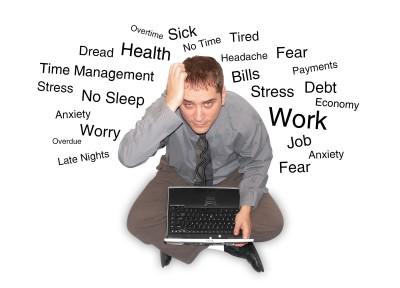 Parenting-work-stress